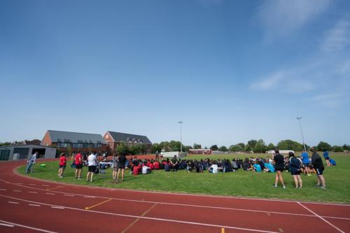Big-Athletics-Event-Running-Track